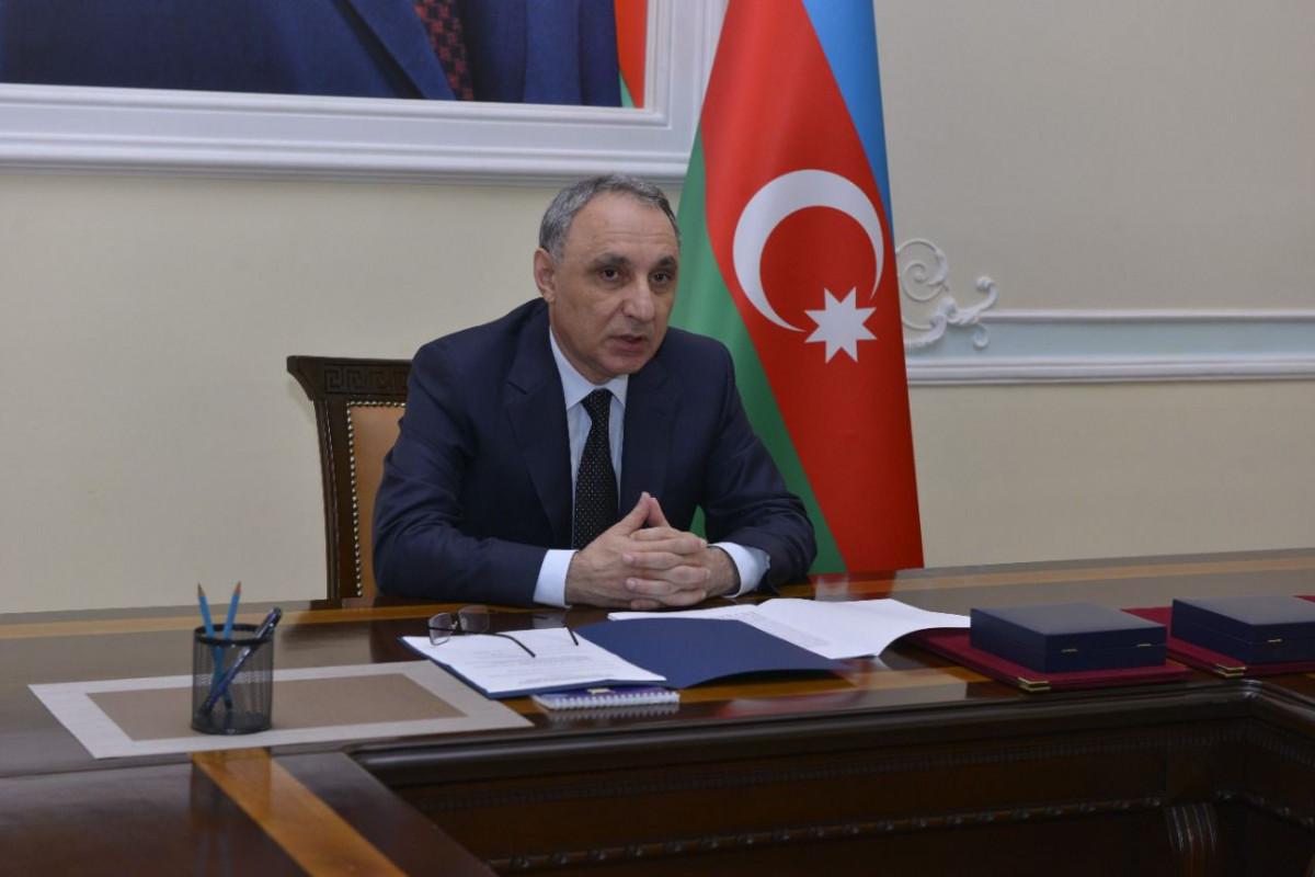 Baş Prokuror Kamran Əliyev