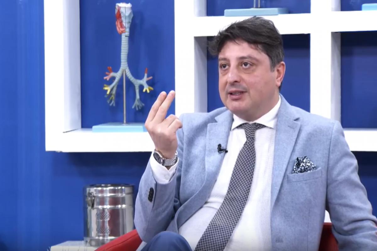 kardioloq Fərid Əliyev