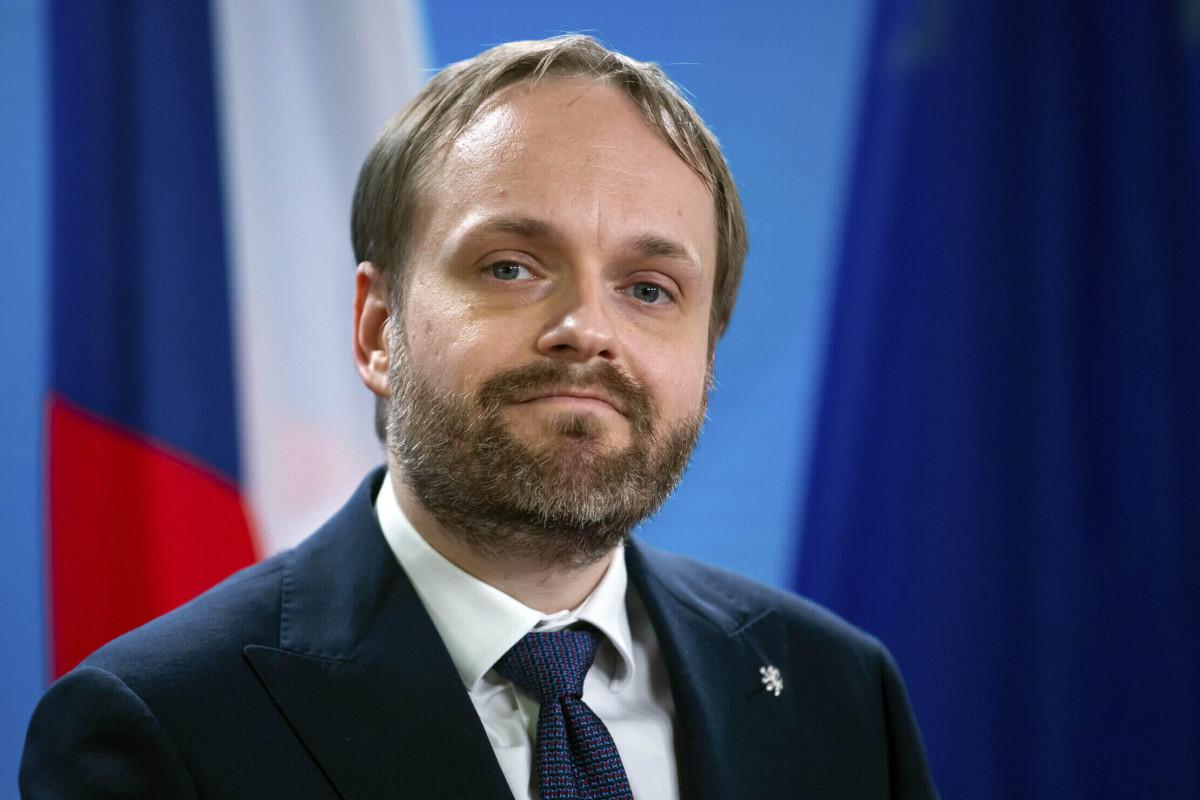 Çexiyanın xarici işlər naziri Yakub Kulhanek