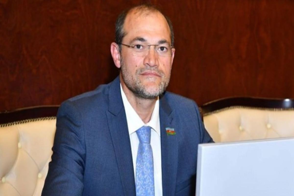 Razi Nurlullayev, Milli Məclisin deputatı