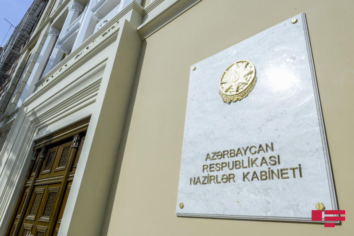 Nazirlər Kabinetinin binası